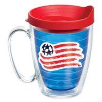 Tervis® MLS New England Revolution Sapphire 15 oz. Mug with Lid