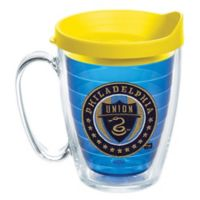 Tervis® MLS Philadelphia Union Sapphire 15 oz. Mug with Lid