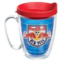 Tervis® MLS New York Red Bulls Sapphire 15 oz. Mug with Lid