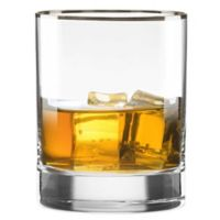 Lenox® Timeless Platinum Signature Double Old-Fashioned Glass