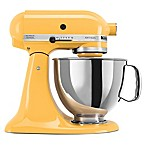 KitchenAid® Artisan® 5 qt. Stand Mixer in Buttercup