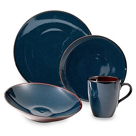 Mikasa® Sedona Blue Dinnerware  sc 1 st  Bed Bath u0026 Beyond & Mikasa® Sedona Blue Dinnerware - Bed Bath u0026 Beyond