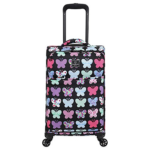 French West Indies 20 Inch Lightweight Carry On Spinner In