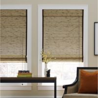 Real Simple® Natural Roman 30-Inch x 72-Inch Shade in Cabo Tortoise