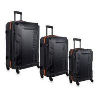 Timberland® Boscawen 3-Piece Hardside Spinner Luggage Set in Blue