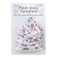 beba bean 5-Pack Pee-Pee Teepee™ in Sock Monkey