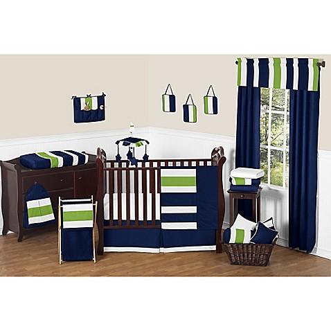 Striped Baby Bedding
