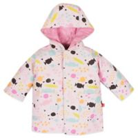 Magnificent Baby® Size 4T Sweet Treats Print Smart Close™ Raincoat in Pink