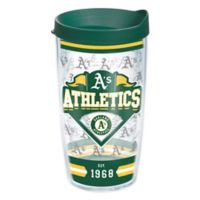 Tervis® MLB Oakland Athletics Classic 16 oz. Wrap Tumbler with Lid