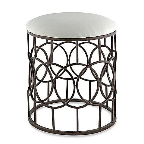 Taymor 174 Reign Vanity Stool Bed Bath Amp Beyond