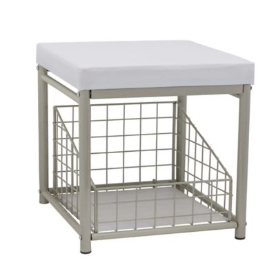 buy bathroom vanity stool from bed bath & beyond
