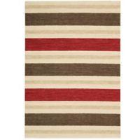Barclay Butera Oxford Savana 7-Foot 9-Inch x 10-Foot 10-Inch Rug in Brown/Red