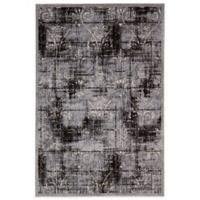 Kathy Ireland® Home Bel Air Texture 3-Foot 6-Inch x 5-Foot 6-Inch Rug in Ash