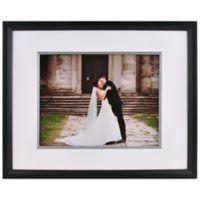 PhotoGuard 11-Inch x 14-Inch Portrait Frame in Black