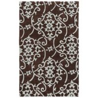 Surya Swabia 2-Foot x 3-Foot Area Rug in Ash