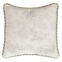 Glenna Jean Penelope Toile Throw Pillow