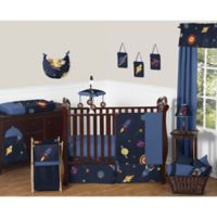 Sweet Jojo Designs Space Galaxy 11-Piece Crib Bedding Set