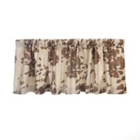 Glenna Jean Happy Trails 18-Inch Window Valance