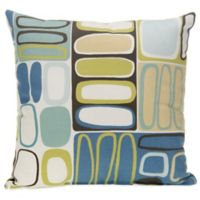 Glenna Jean Liam Elliptical Print Throw Pillow