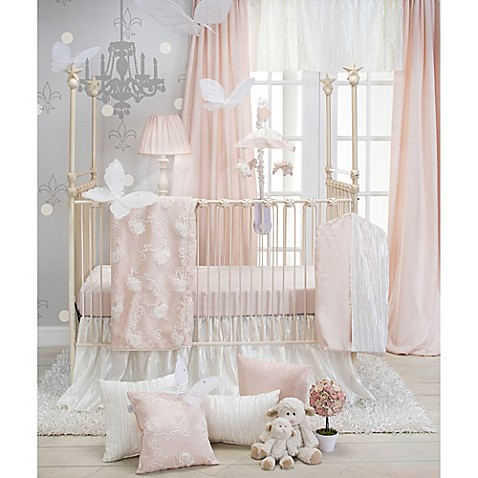 Glenna Jean Lil Princess Crib Bedding Collection In Cream