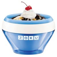 Zoku® Ice Cream Maker in Blue