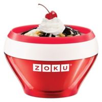 Zoku® Ice Cream Maker in Red