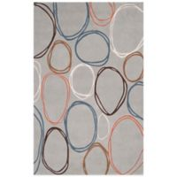 Surya Alzey 5-Foot x 8-Foot Area Rug in Ivory