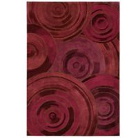 Kathy Ireland® Home Palisades Ovation 3-Foot 9-Inch x 5-Foot Area Rug in Plum