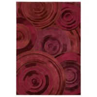 Kathy Ireland® Home Palisades Ovation 8-Foot x 10-Foot 6-Inch Area Rug in Plum