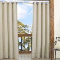 Parasol Key Largo 84-Inch Window Curtain Panel in Oatmeal