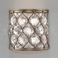 Feiss® Lucia Wall Sconce in Burnished Silver