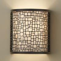 Feiss® Joplin Wall Sconce in Light Antique Bronze