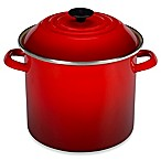 Le Creuset® 10 qt. Stock Pot in Cherry