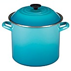 Le Creuset® 10 qt. Stock Pot in Caribbean