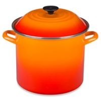 Le Creuset® 10 qt. Stock Pot in Flame