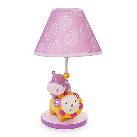 Lighting Gt Lambs Amp Ivy 174 Jelly Bean Jungle Lamp And Shade