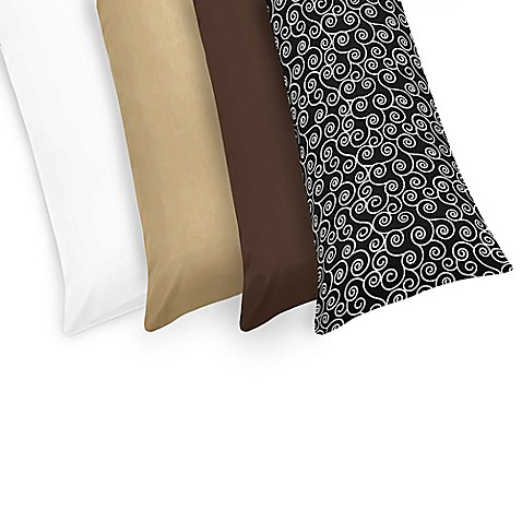 sweet jojo designs maternity body pillow case collection bed bath beyond. Black Bedroom Furniture Sets. Home Design Ideas