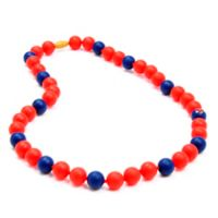 Chewbeads MLB Boston Red Sox Gameday Teething Necklace