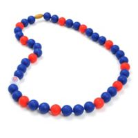 Chewbeads MLB Chicago Cubs Gameday Teething Necklace