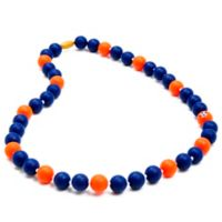 Chewbeads MLB Houston Astros Gameday Teething Necklace