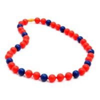 Chewbeads MLB Los Angeles Angels Gameday Teething Necklace