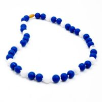 Chewbeads MLB Los Angeles Dodgers Gameday Teething Necklace