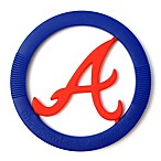 chewbeads® MLB Atlanta Braves Gameday Teether