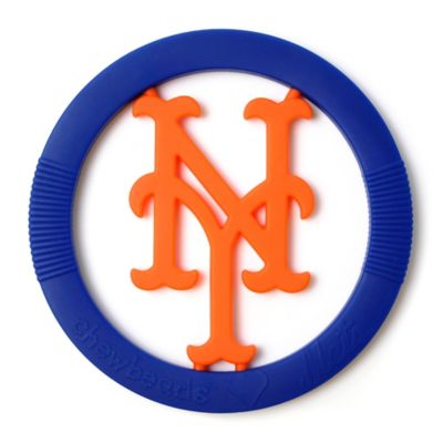 Chewbeads MLB New York Mets Gameday Teether. Buy Baby New York Mets from Bed Bath   Beyond