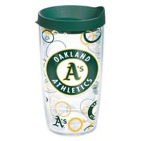 Tervis® MLB Oakland Athletics 16 oz. Bubble Up Wrap Tumbler with Lid