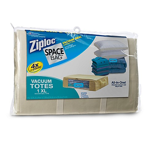 Ziploc 174 Space Bag 174 Under Bed Storage Bed Bath Amp Beyond