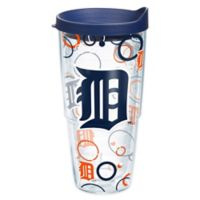 Tervis® MLB Detroit Tigers 16 oz. Bubble Up Wrap Tumbler with Lid