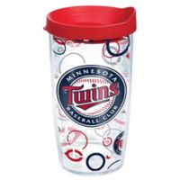 Tervis® MLB Minnesota Twins 16 oz. Bubble Up Wrap Tumbler with Lid