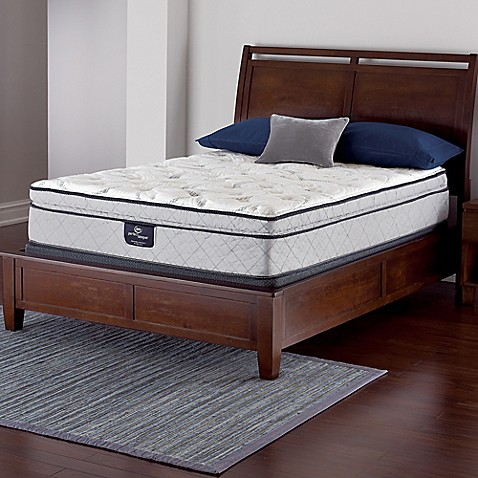 Buy Serta Perfect Sleeper Crandon Super Pillow Top Twin Mattress Set from Bed Bath & Beyond