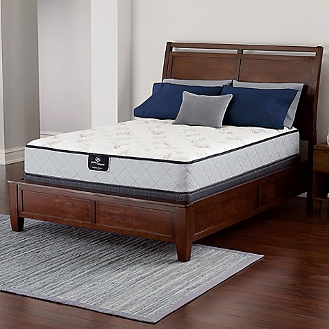 Buy Serta Perfect Sleeper Latham Plush Twin Mattress Set From Bed Bath Beyond